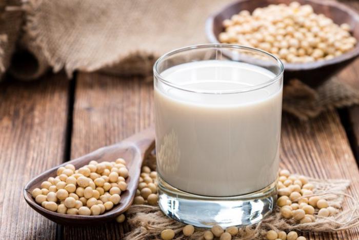 Resultado de imagen de leche de soja