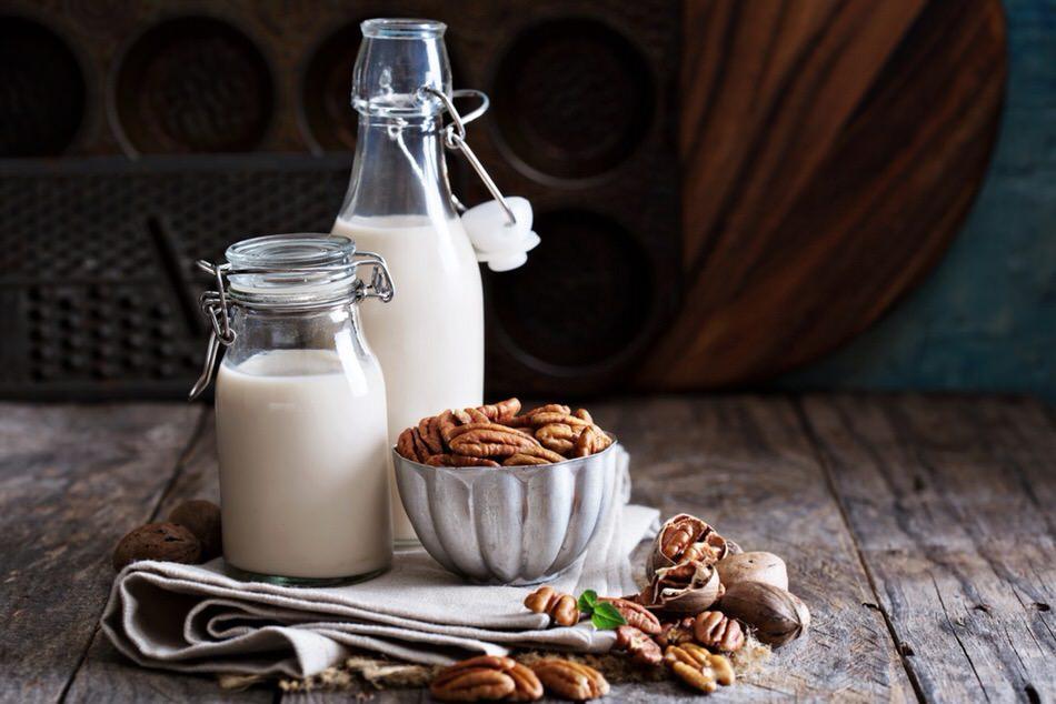 Cómo hacer leche de nueces pecanas