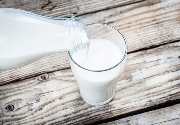 Bebidas vegetales o leche de vaca