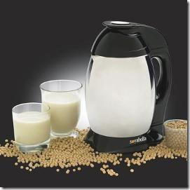 propiedades de la leche de soja