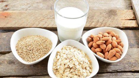 Por qué es adecuado beber leches vegetales