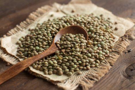 Lentejas: completas y muy nutritivas. Beneficios y propiedades
