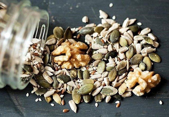 Consejos útiles para el secado y tostado de las semillas crudas