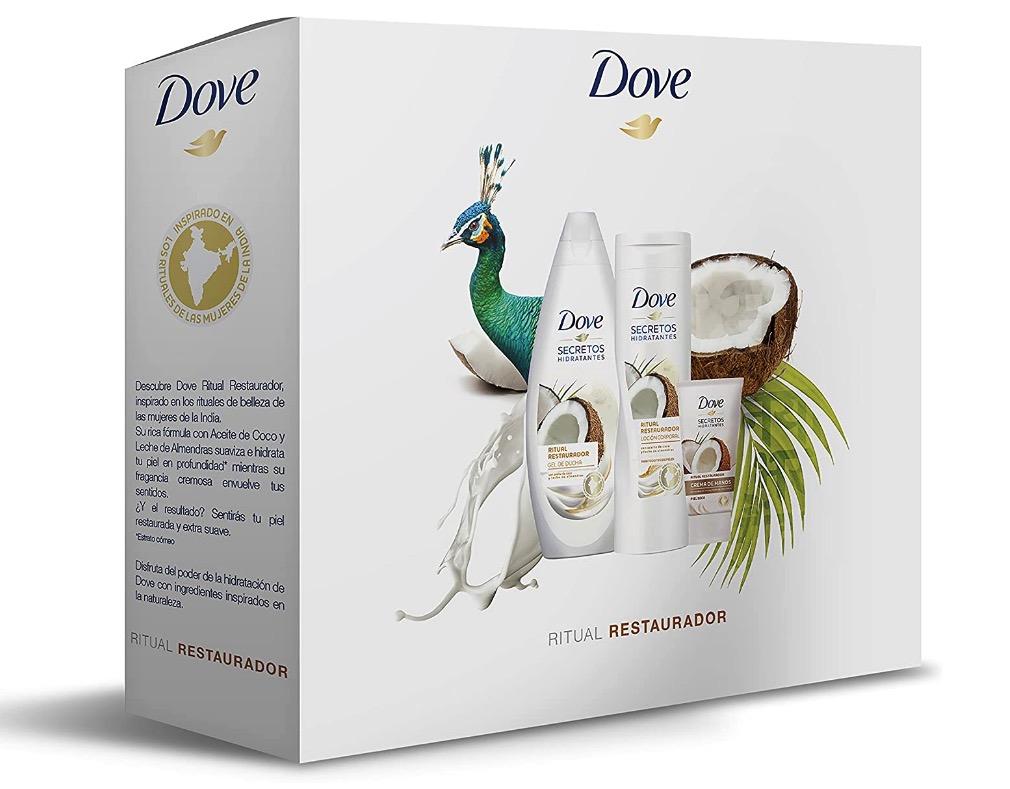 Loción corporal Dove