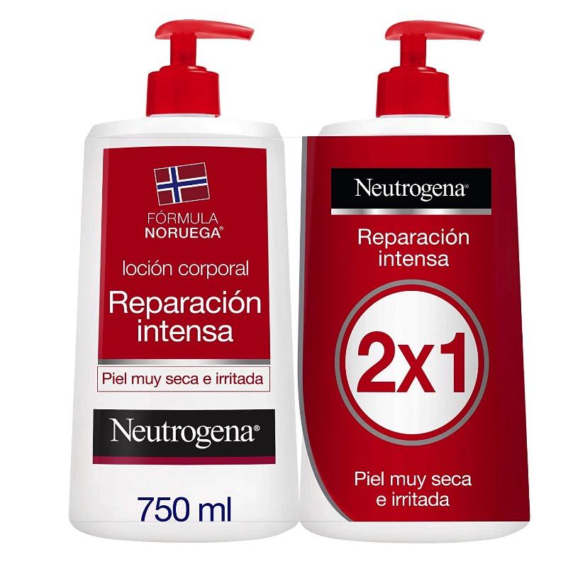Loción Corporal Neutrogena Reparación Intensa