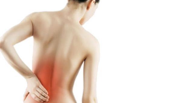Los dolores en el músculo longitudinal de la espalda