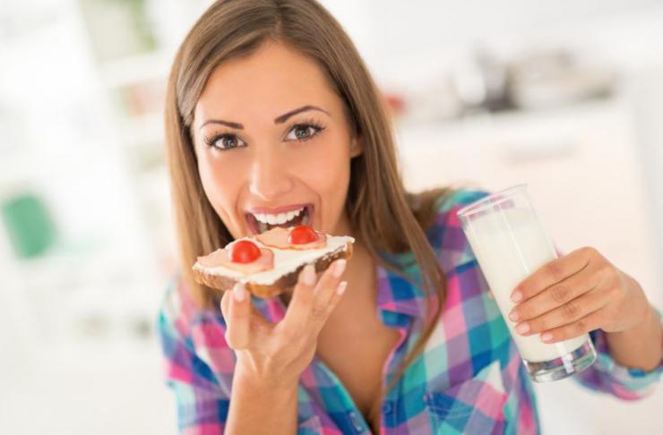 Consejos nutritivos para madres lactantes