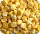 Maíz dulce, rico en vitaminas y minerales