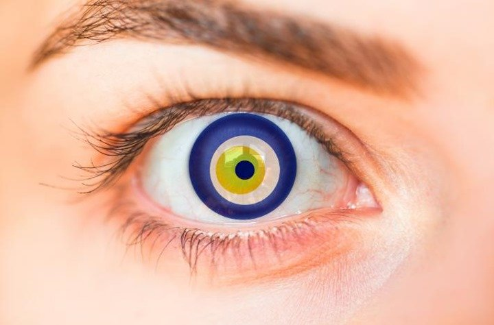 Rezo popular para el mal de ojo