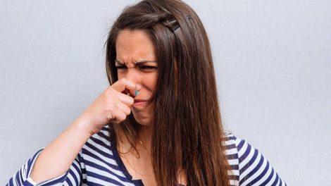 Heces fetidas o con muy mal olor