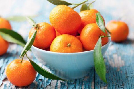 Mandarinas: principales beneficios y valores nutricionales