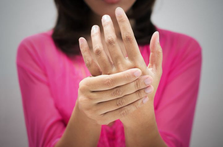 Hinchazón de manos en el embarazo