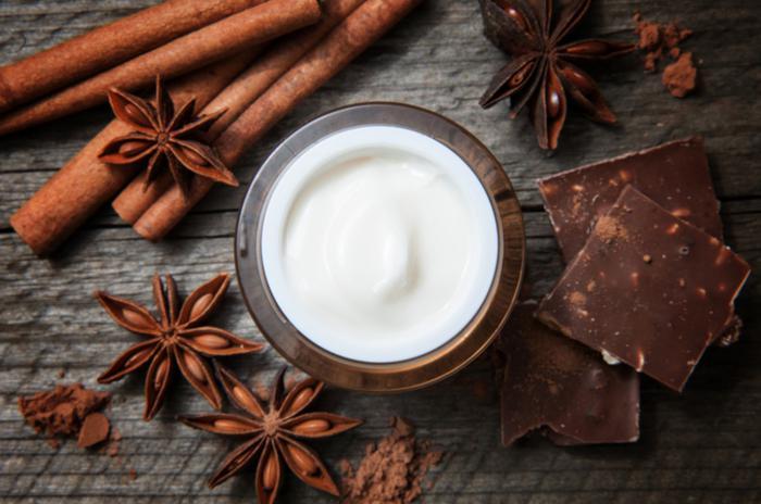 Manteca de cacao para estrias