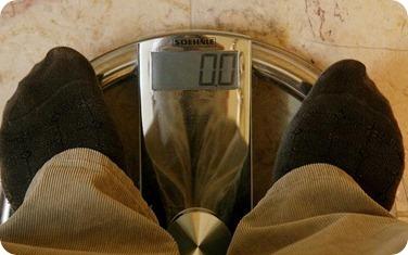 Mantenimiento del peso perdido