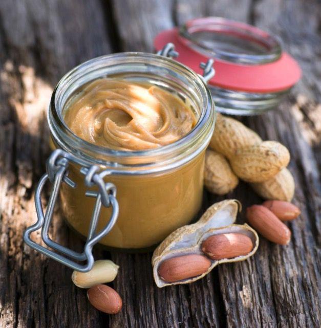 Receta de mantequilla de cacahuete