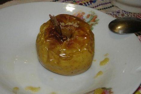 Cómo hacer manzana asada para la gastritis