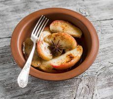 Manzana con canela, el postre perfecto. Recetas