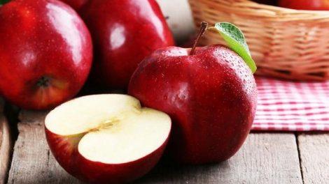 Beneficios de la manzana para adelgazar