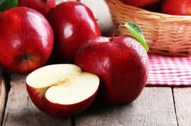 La manzana es muy útil en dietas