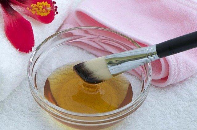 mascarilla-miel-caspa