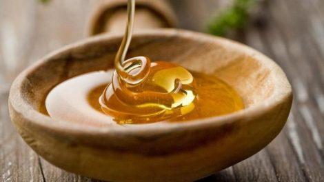 La mascarilla de miel es ideal para exfoliar la piel