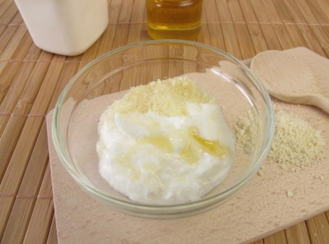 mascarilla-yogur-miel