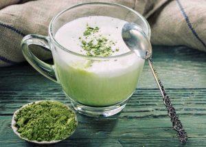 Matcha latte: receta fría y caliente del delicioso Matcha con leche