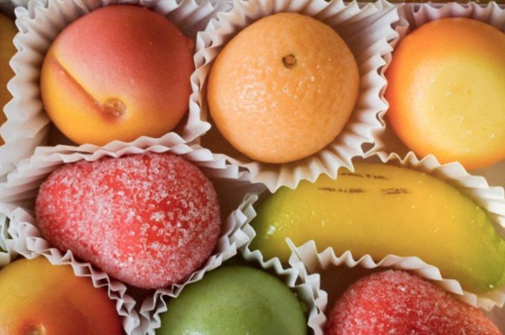 mazapanes-frutas