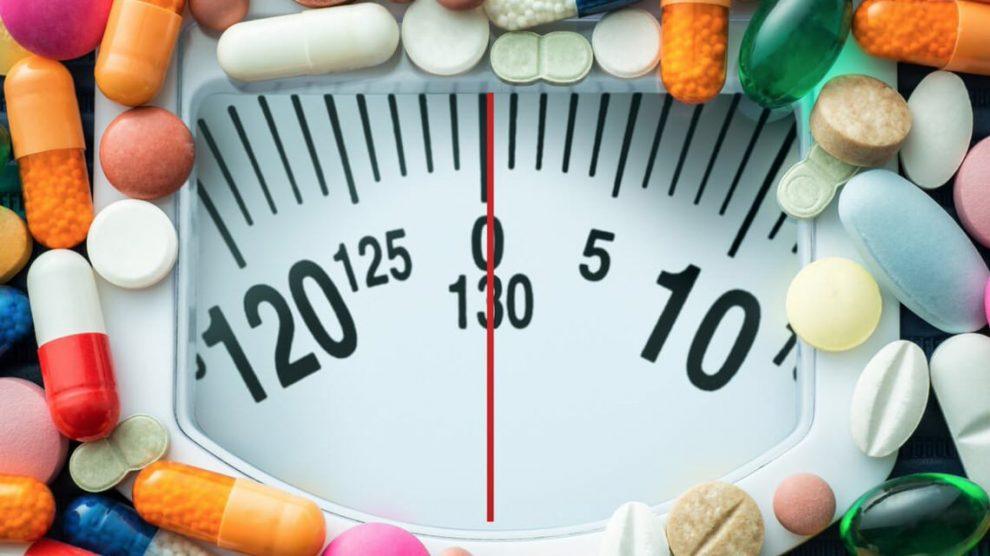 Medicamentos para adelgazar