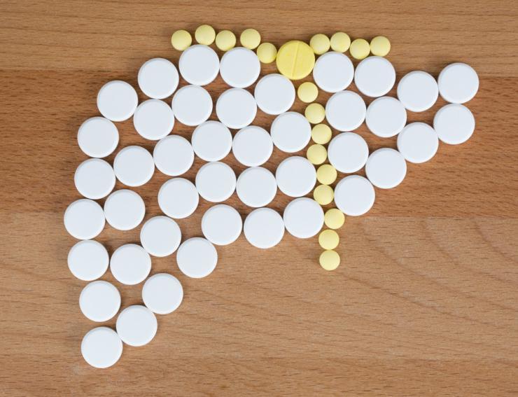 Fármacos que dañan al hígado