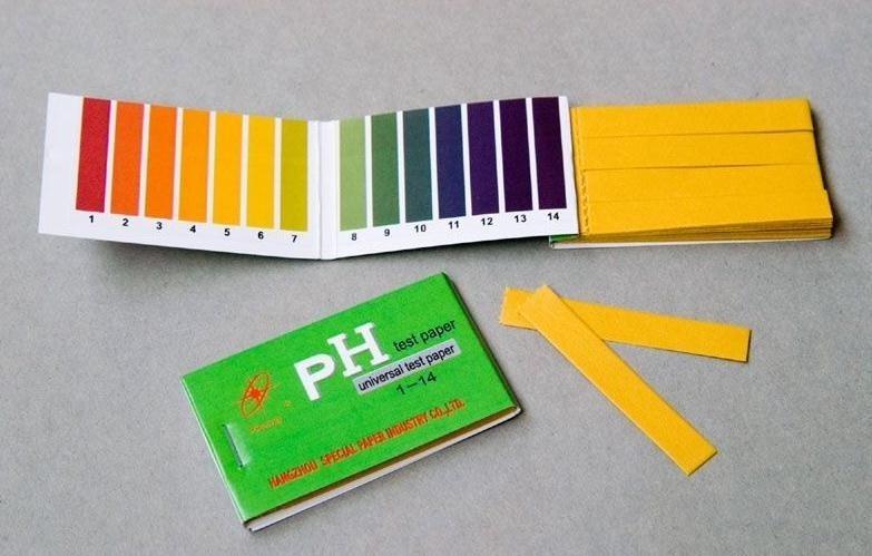 Medir el pH