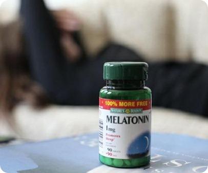 propiedades melatonina