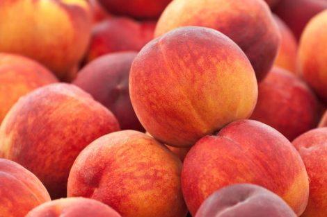 Melocotones o duraznos: buenos para la anemia y la gota