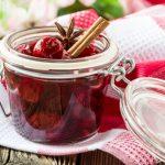 Mermelada de cerezas o guindas: receta deliciosa fácil de hacer