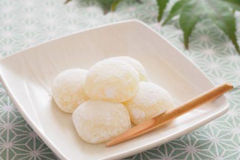 Pastelitos de arroz japoneses (mochi): receta para hacer en casa