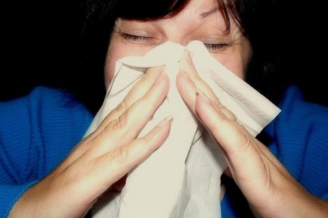 Por qué aparecen los mocos cuando estamos resfriados o agripados