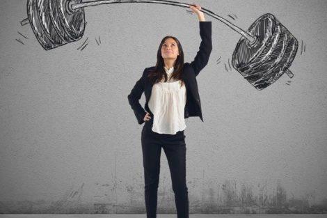 La motivación para conseguir metas y éxito. Beneficios y principios