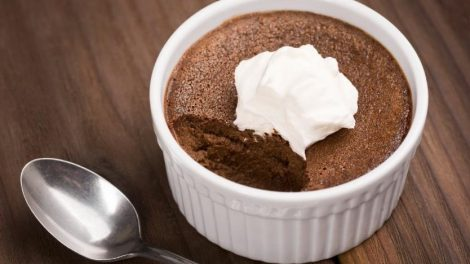 Mousse de chocolate perfecto
