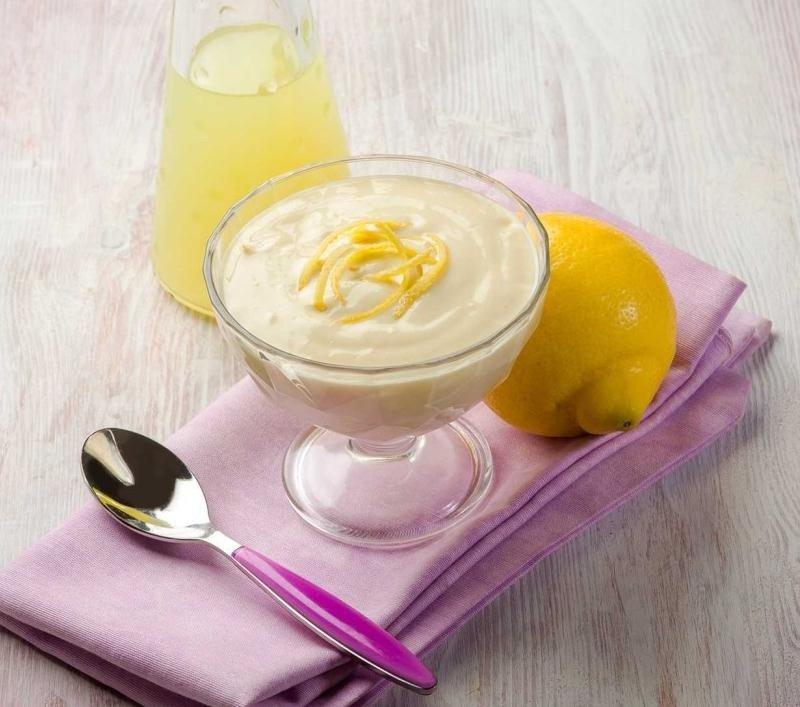 Cómo hacer mousse de limón light