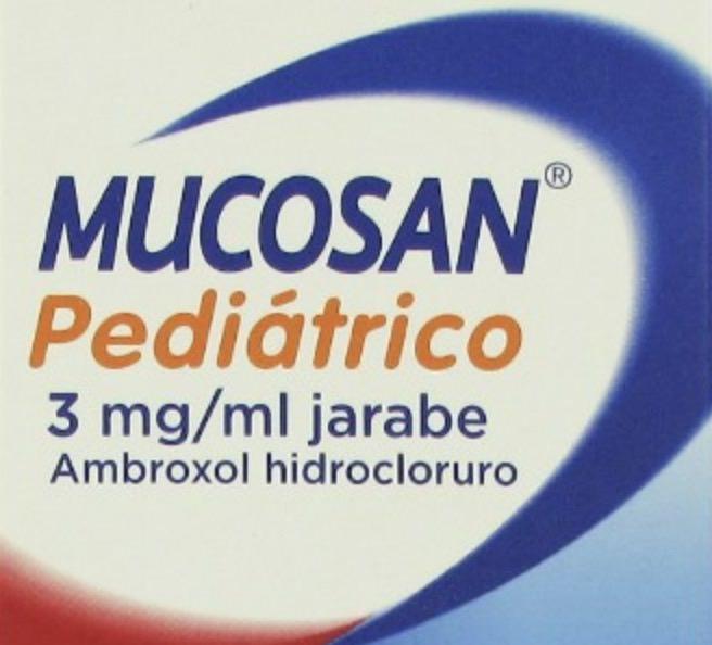 Mucosan Pediatrico