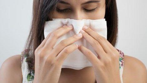 Cómo aliviar la nariz tapada naturalmente