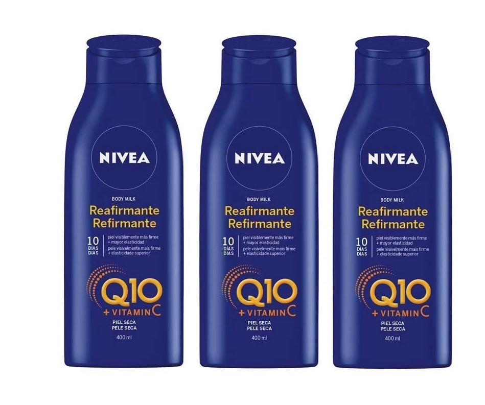 NIVEA Q10 Body Loción Reafirmante