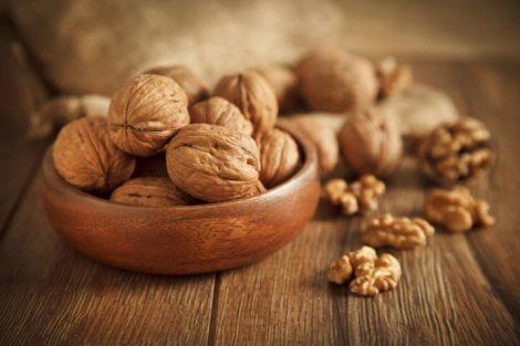 Nueces: maravillosos beneficios y propiedades cardiosaludables