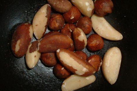 Nueces de Brasil: beneficios y propiedades