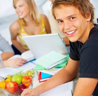 Nutrición y dieta para el estudiante