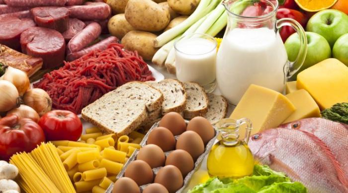 Principales nutrientes esenciales