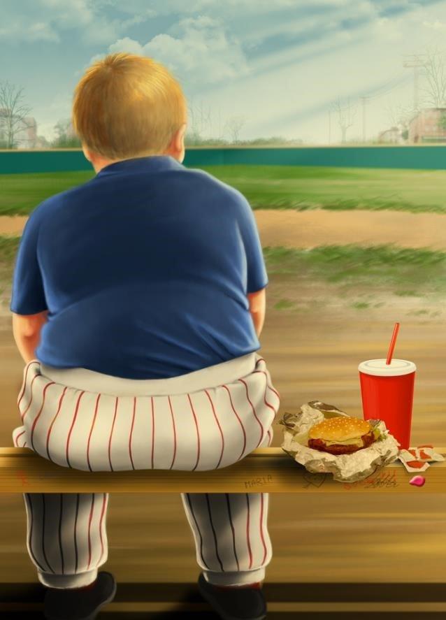 Todo sobre la obesidad infantil