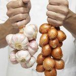 Cómo eliminar el olor a ajo o a cebolla de las manos fácilmente