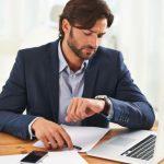 Cómo organizarte para no perder el tiempo en el trabajo