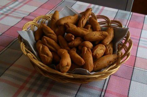 Palillos de leche cordobeses: Receta dulce de Semana Santa
